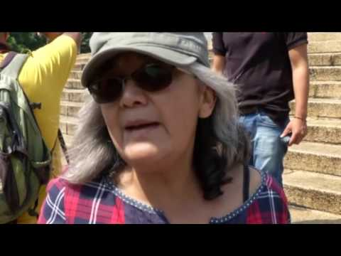 """""""Stop Trump, una visión desde México"""", documental (edición en proceso)"""