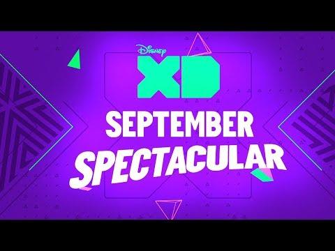 September Spectacular | Disney XD