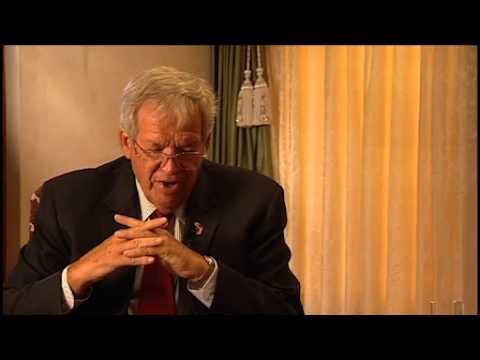 Interview Michael Kolz mit Dennis Hastert