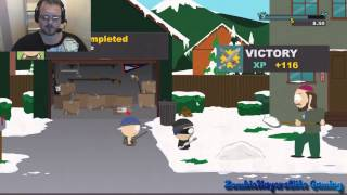 South Park Stick Of Truth Playthrough Series 2 Epi 1: My weapon is still a dildo