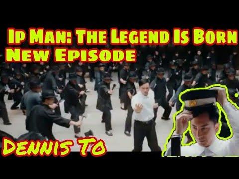 Ip Man 2020 Dennis To - Fight Scene