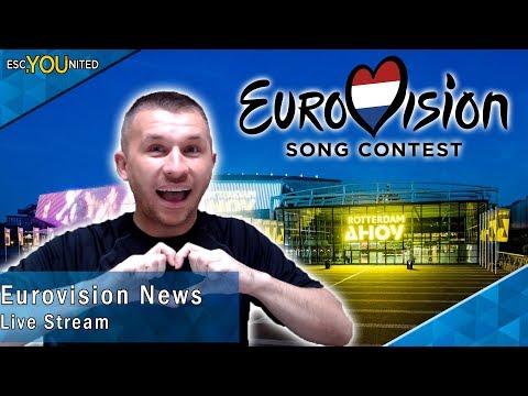 Mattitude - The Eurovision Live Stream & Podcast, July 20th