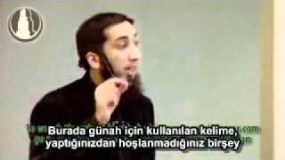 Ne günah işlemiş olursak olalım yine de Allah'a dönmeliyiz - Nouman Ali Khan