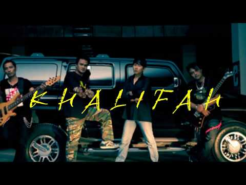 Khalifah (HD)- anak kampung lyrics FULL (HD) by dhimz .