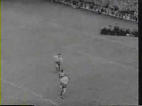 World Cup 1958 Final - Sweden 2:5 Brazil
