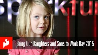 SparkFun: Bring Our Daughters and Sons to Work Day 2015
