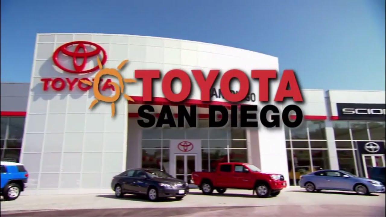 Toyota San Diego Television Spot 2
