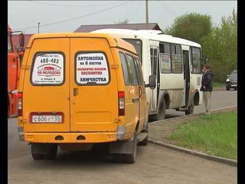 Омские нелегальные маршрутки продолжают безнаказанного колесить по городу