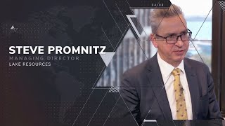 Investor Stream chats with: Lake Resources Managing Director Steve Promnitz (October 7, 2020)