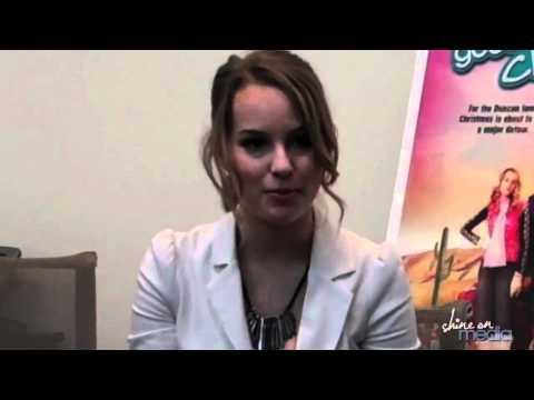Bridgit Mendler Interview: GLC It's Christmas, Perfect Date, Music & More