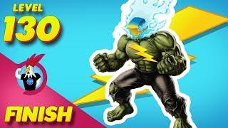 Monster Legends - Voltaik rank up level 130 - Finish