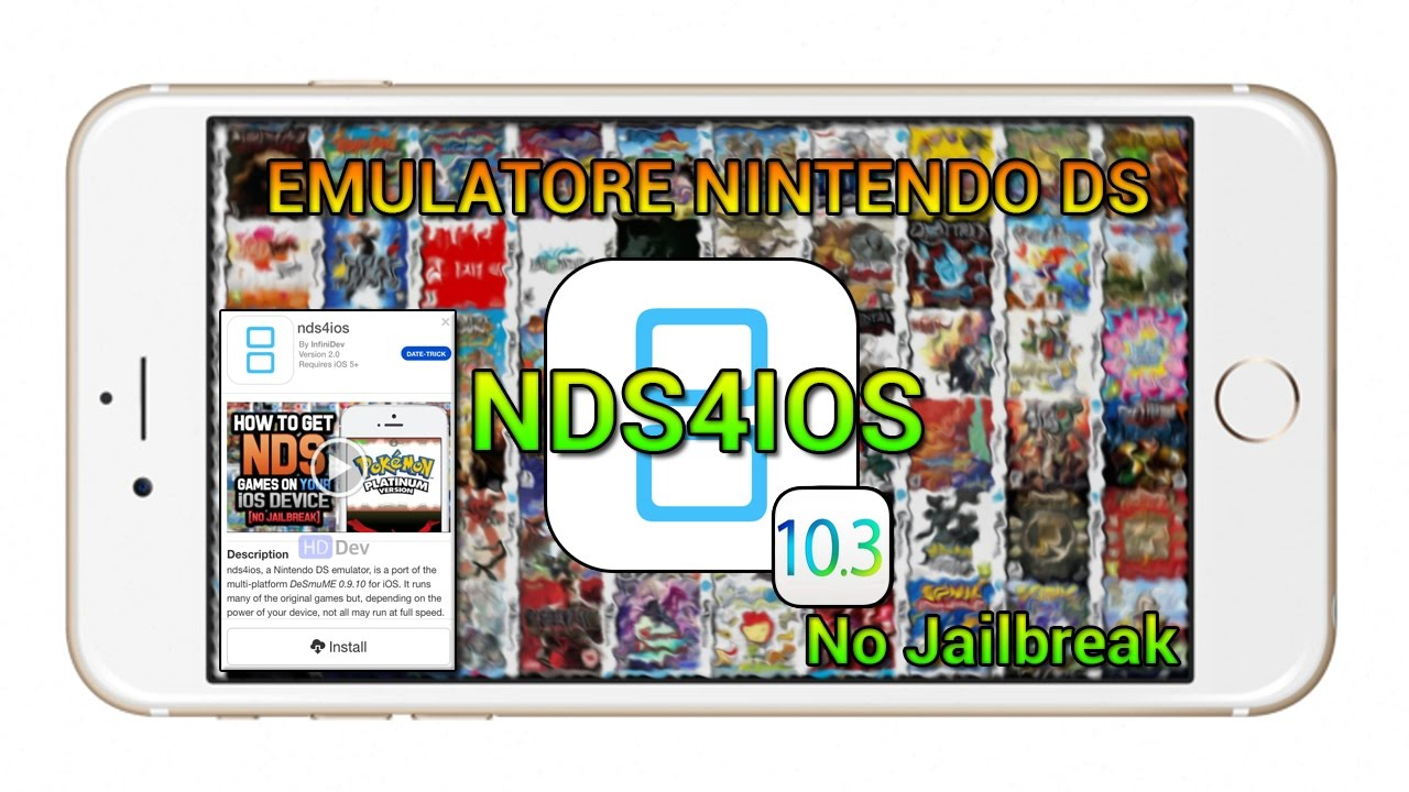 nds4ios no jailbreak