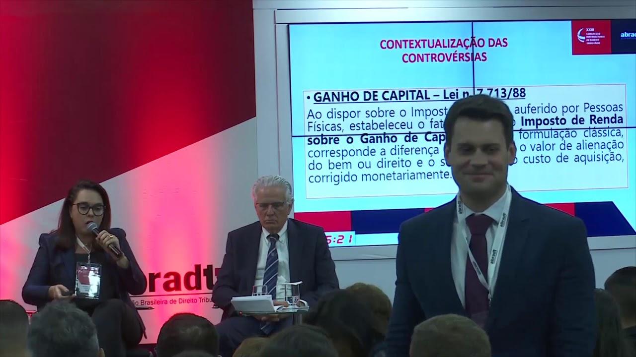 Ganho de capital na alienação de imóveis rurais - Dra. Denise Lucena Cavalcante