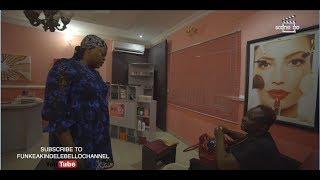 Funke Akindele Bellos behind the Scenes of new season of Jenifas diary