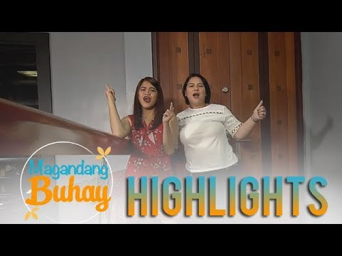 Magandang Buhay: Momshie Karla and Melai visit Team Kramer's house