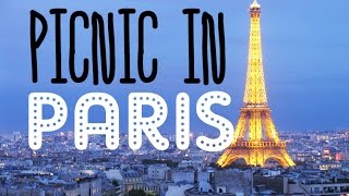 What to eat @ The Eiffel Tower in PARIS! Sweetspot | Elise Strachan | My Cupcake Addiction