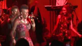 Wiyaala - Rock My Body Live (feat. Vodafone Icons) at The Alliance Francaise