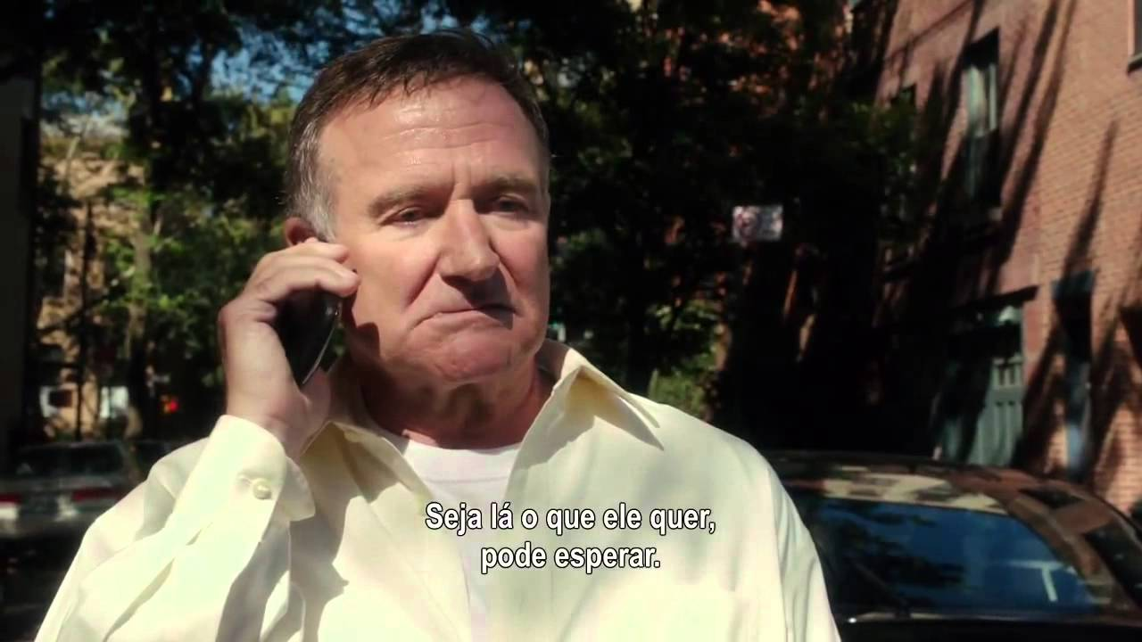 O que fazer? - Trailer HD Legendado [Robin Williams]