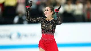 Как Алина Загитова победила Медведеву на чемпионате мира 2019 Прямая видеотрансляция