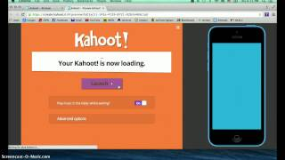 How to set up a Kahoot! Quiz