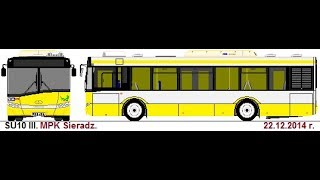 Roblox #124 The PREMIERE of the NEW BUS for SIERADZA!!!
