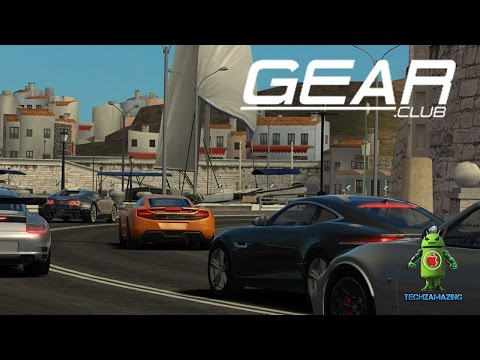Gear Club (iOS/Android) Gameplay HD