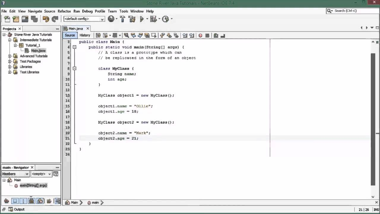 Object oriented programming concepts and syntax java tutorials youtube object oriented programming concepts and syntax java tutorials baditri Image collections