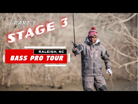 Bass Pro Tour/Raleigh, NC:Part 1