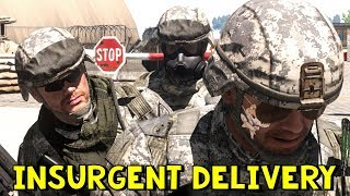 Insurgent Delivery | ArmA 3