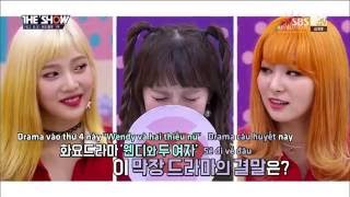 [VIETSUB] [REVELution] [PART1] Bingo Talk - Red Velvet -  레드벨벳
