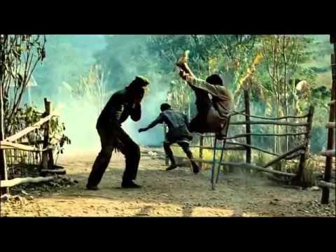 Born To Fight 2004 Fight Scene Part 2