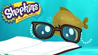 SHOPKINS Cartoon - SMART FISH | Cartoons For Children