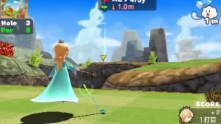 Mario Golf: World Tour - first DLC footage