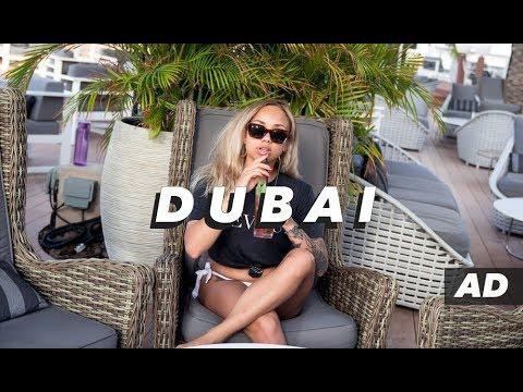 THE DUBAI DIARIES | FLYING FIRST CLASS!