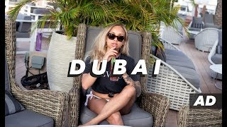 THE DUBAI DIARIES | FLYING FIRST CLASS!