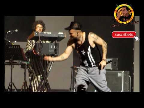 RESIDENTE concierto México, mejores momentos (auditorio nacional)