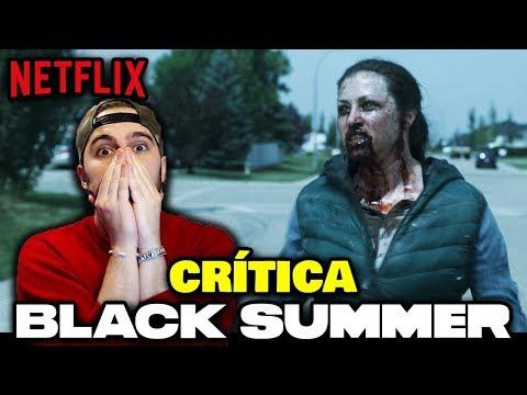 CRÍTICA: BLACK SUMMER (Temporada 1) | #NETFLIX + ZOMBIES, ALGO QUE FUNCIONA