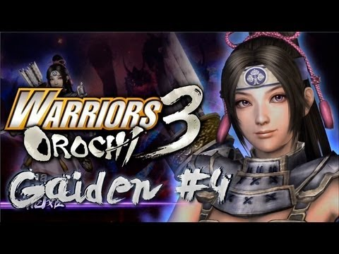 Warriors Orochi 3 [PSN] | Ep. 9: Gaiden 4 - Rescate en Yilin