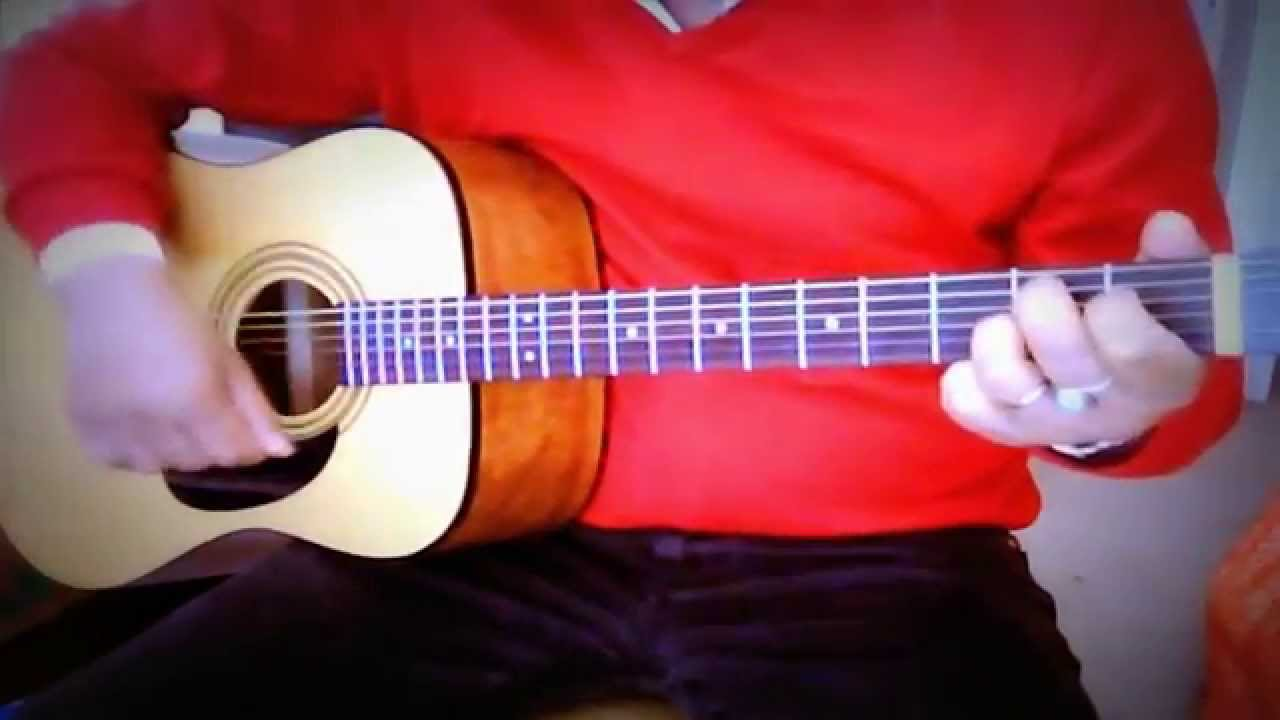 throw your arms around me hunters collectors acoustic guitar cover youtube. Black Bedroom Furniture Sets. Home Design Ideas