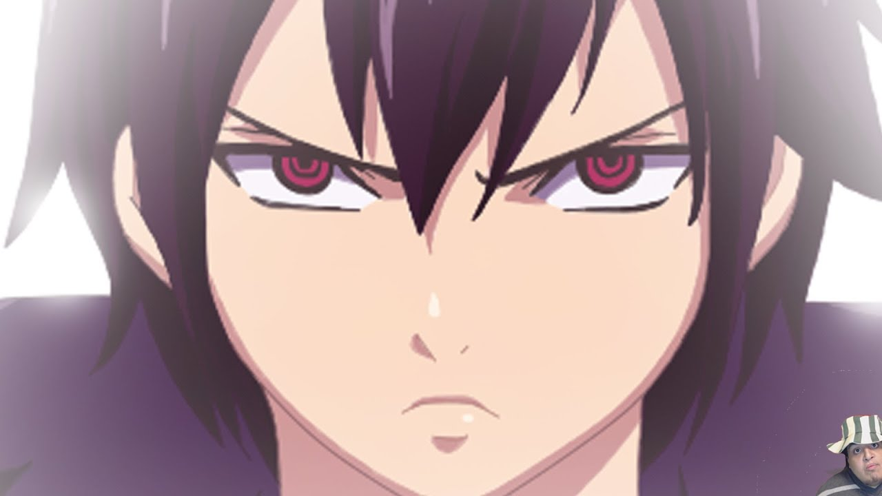 Zeref And Ultear Fairy Tail 338,...