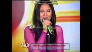 Sarah Geronimo - All The Love In The World [Statement Song] OFFCAM (27Jan13)