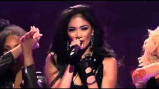 Nicole Scherzinger - Club Banger Nation / Don't Hold Your Breath Live At iHeartRadio 2011