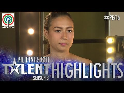 PGT 2018 Highlights: Meet Bianca Gaviola from Bohol