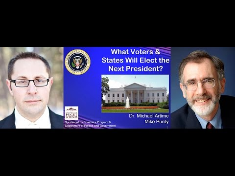 What Voters & States Will Elect the Next President?
