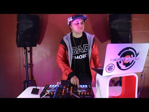 Perreo Mix Live Dj Bekman