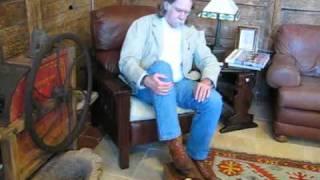 Col. Littleton No. 9 Shoeshine Box