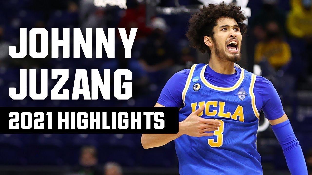 Johnny Juzang 2021 NCAA tournament highlights