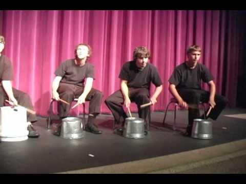 Ed Argenziano - Funky Buckets