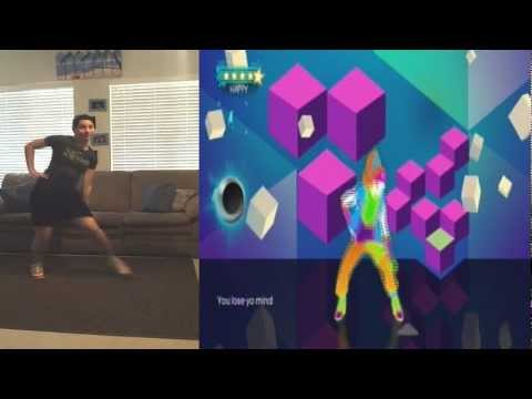 Just Dance 3 - Party Rock Anthem (Full) - Xbox Kinect