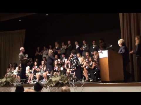 Nursing Pinning Ceremony, CSULB - December class of 2013